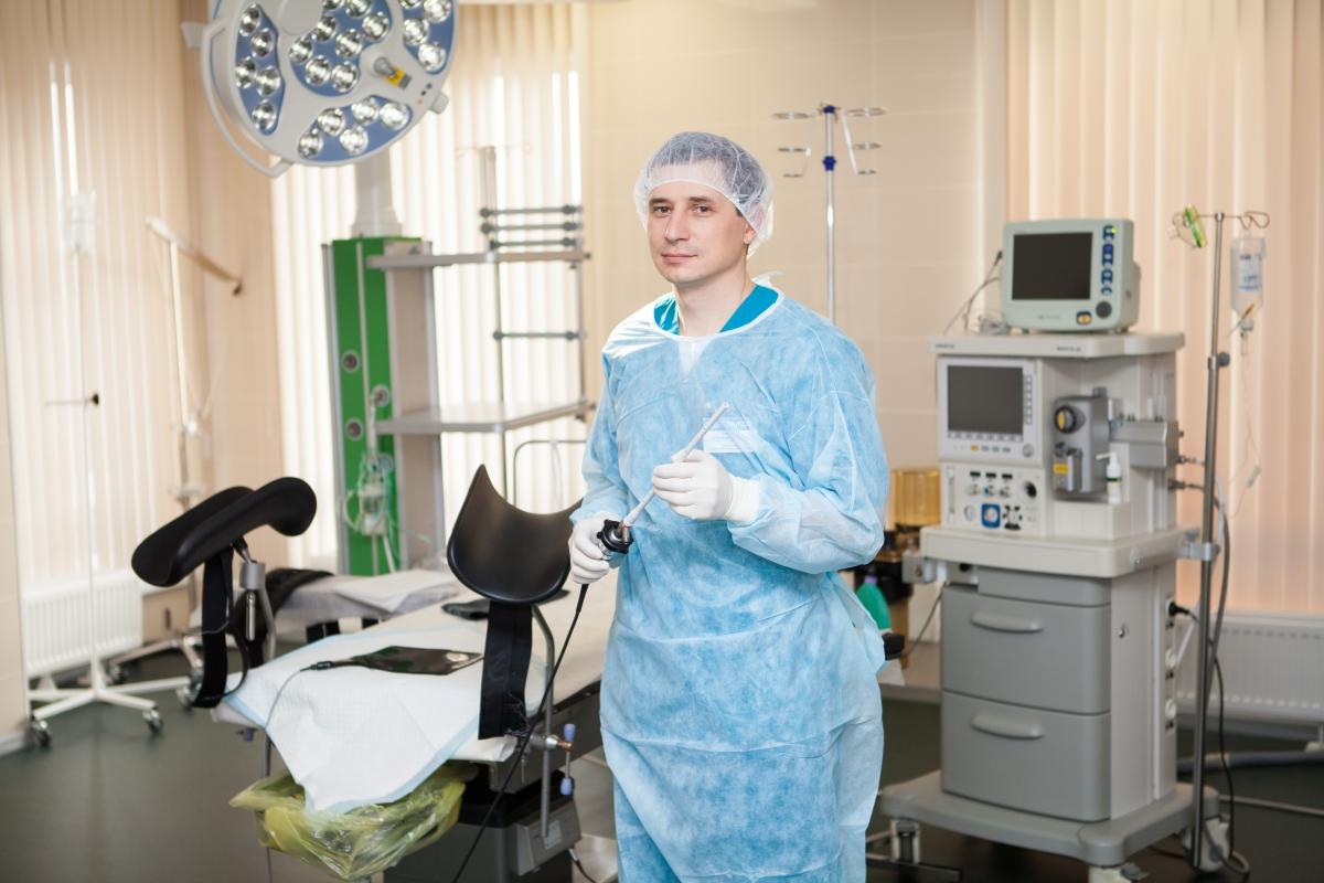 Оперативная гинекология в Волгограде в клинике «СОВА»